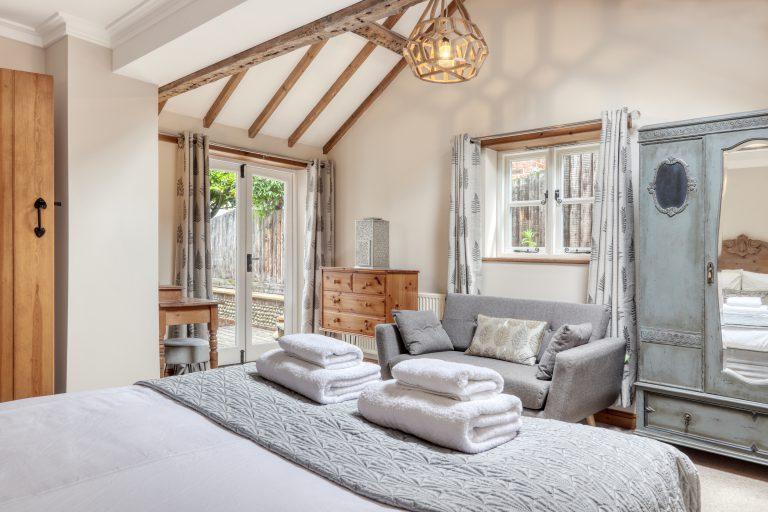 Dove Cottage Ground Floor Bedroom