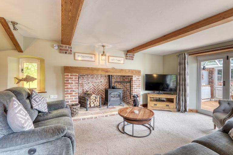 Dove Cottage Living Room