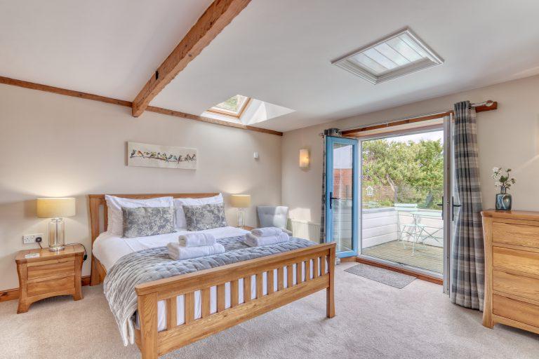 Dove Cottage Master Bedroom